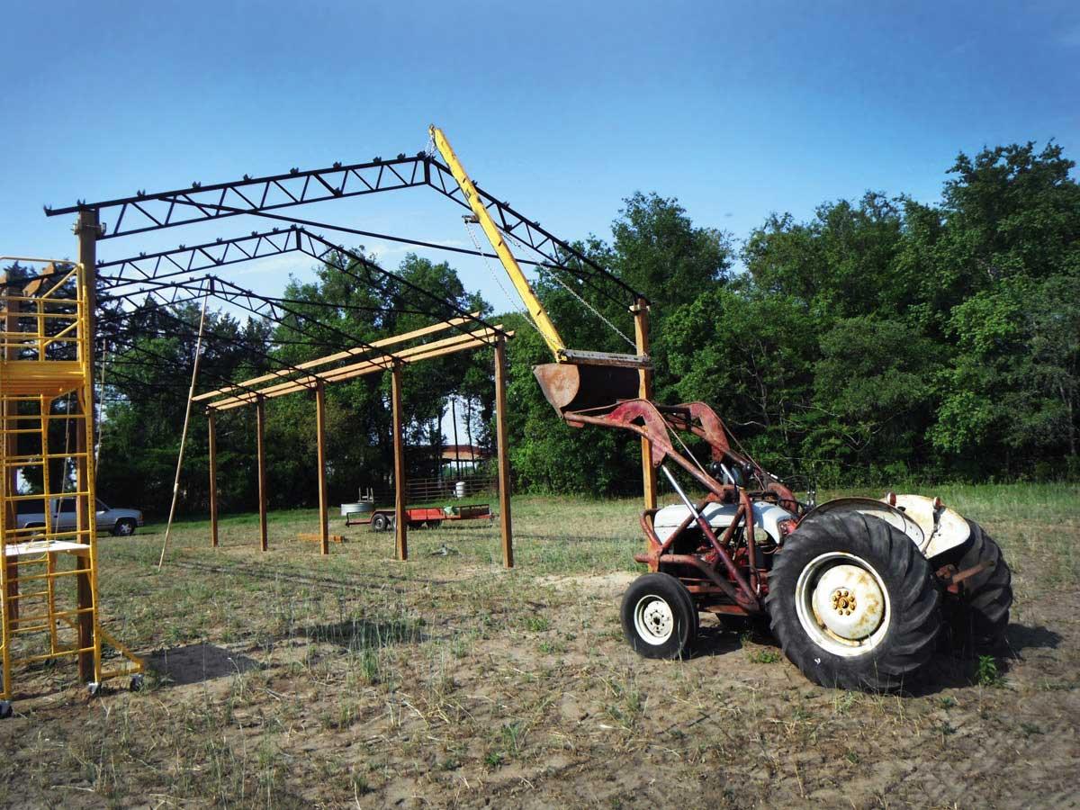 Pole Barn N News