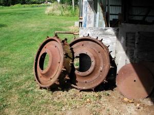 Steve Domkowski 2000 steel wheels