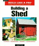 Building a shed book cover