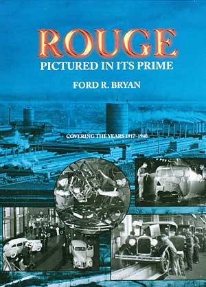 Rouge Pictured in its Prime book cover