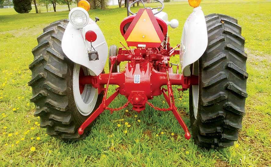 Tractor Live Pto : N news the magazine for ford tractor enthusiast
