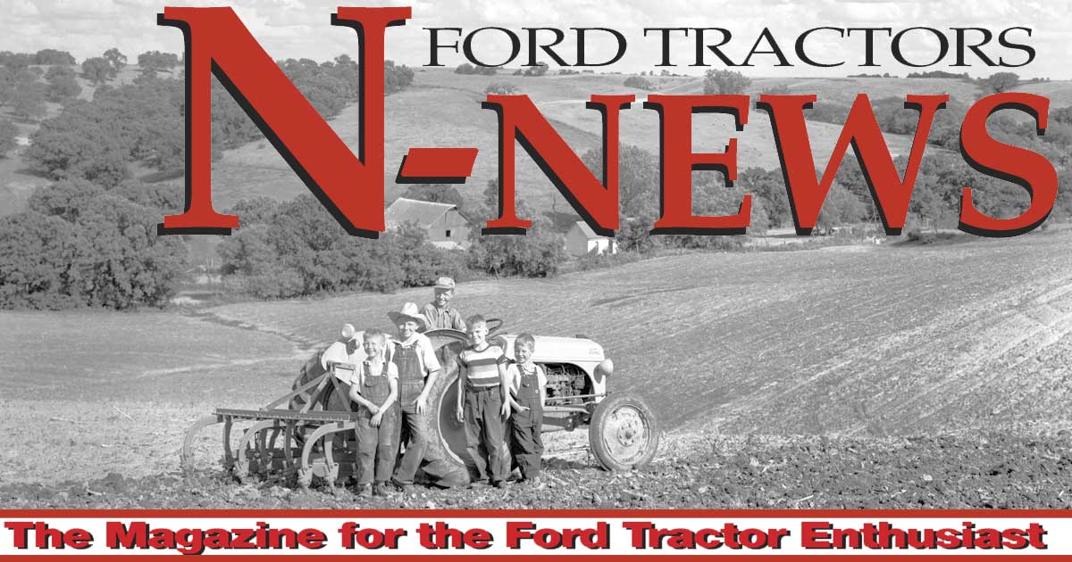 how to buy a ford n series tractor 1939 1952 n news rh n news com
