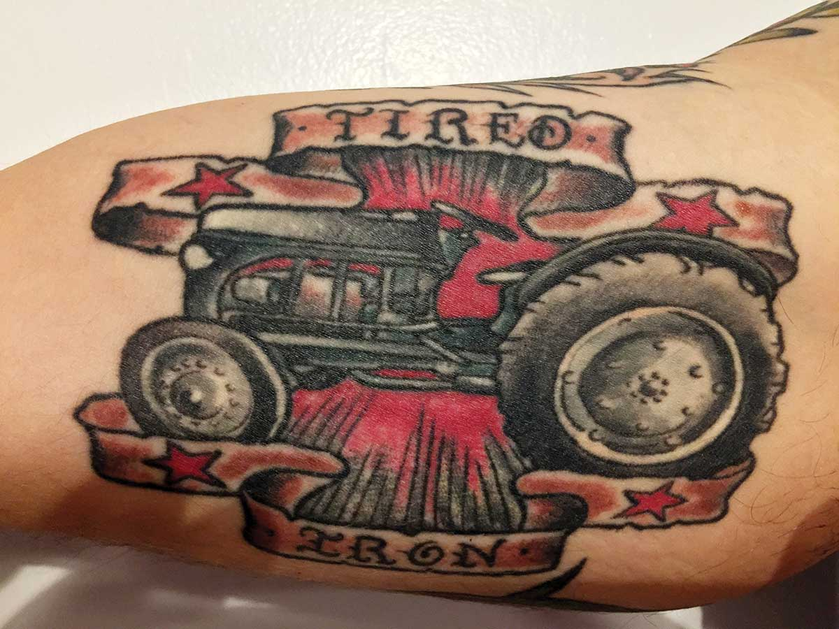 Ford tractor 8n service repair autos weblog for What happened to luke bryans sister