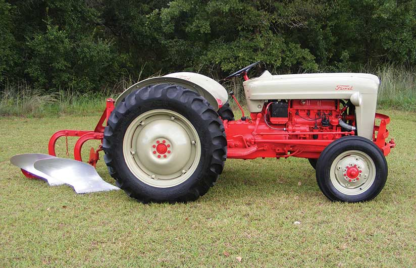 N news the magazine for the ford tractor enthusiast for 8n ford tractor motor for sale