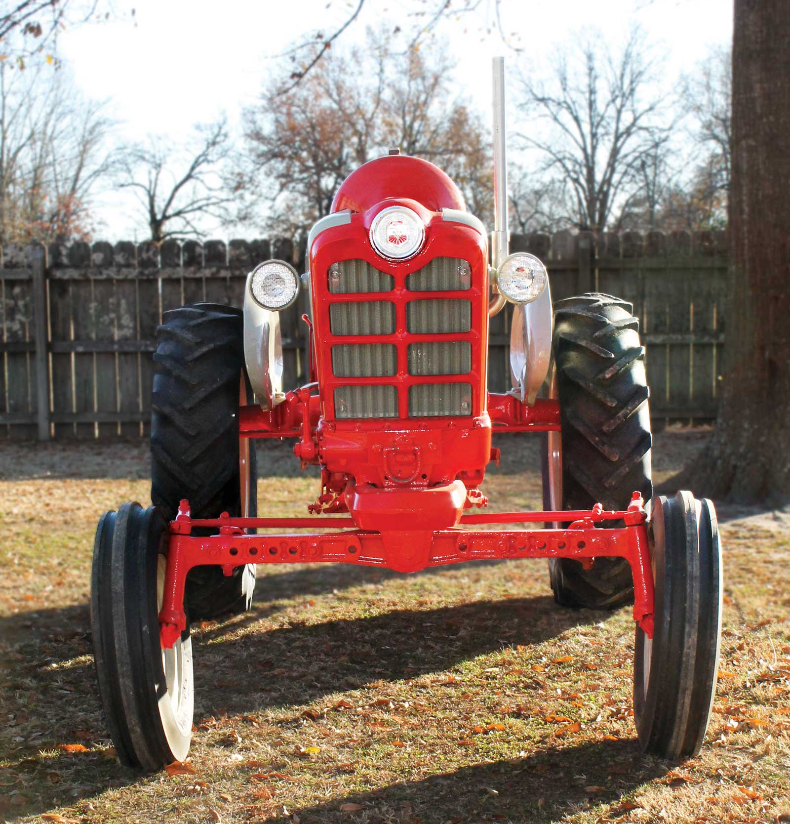 9n Ford Tractor For Sale: The Magazine For The Ford Tractor Enthusiast